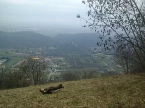 Vista di Polcenigo