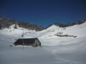 Casera della Valle Friz (1515 metri slm)