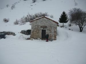 Casera Rupeit 1275 metri slm