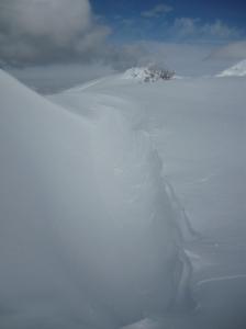 Cumuli di neve