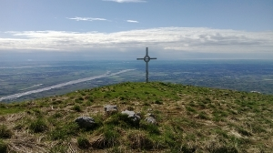La croce di Pala D'Altei