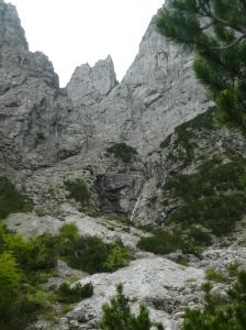 Cascata sotto al Sernio