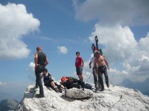 Nabois Grande, 2313 metri slm