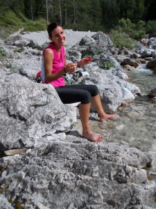 Relax e sorrisi in acqua
