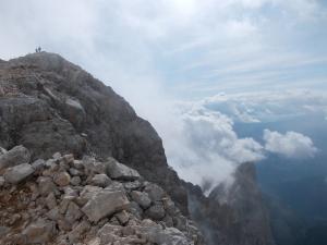 Ecco la cima del Civetta