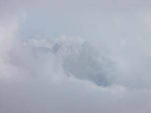 Il San Sebastiano fra le nuvole