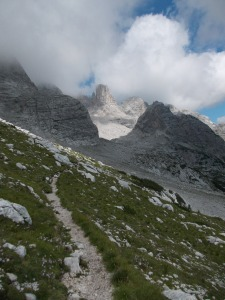 Sentiero Tivan