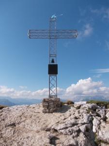 Col di Rean (2281 metri slm)