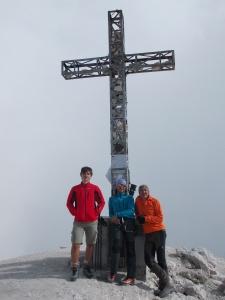 Cima Tofana di Rozes, 3224 metri slm