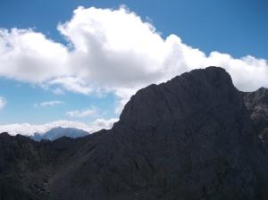 Forcella e monte Pramaggiore