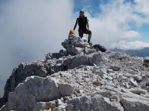Cima Croda di Sion, 2410 metri slm