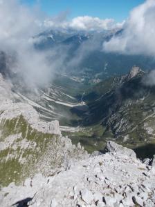 Vista verso Forni