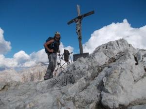 Lagazoi Pizo, 2810 metri slm circa
