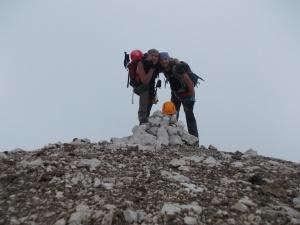 Monte Messer, 2230 metri slm