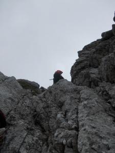 Ultima parete da arrampicare