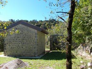 Il vecchio mulino in Val de Croda