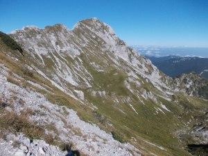 Monte Caulana, Val Grande e pianura friulana
