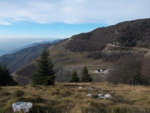 Tra pianura e montagna