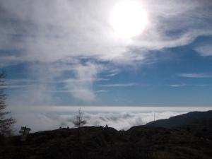 Sentiero CAI 924, vista verso valle