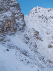 Forcella Val d'Arcia