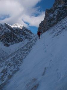 Lungo la Val d'Arcia