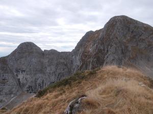 Cimon dei Furlani, Cima Manera e cima Laste