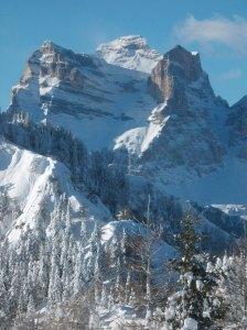 Il monte Pelmo
