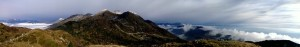 Panoramica dal Col Cornier