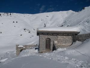 Bivacco Battaglione Alpini Gemona