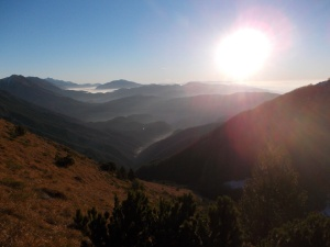La valle del Torrente Vedronza