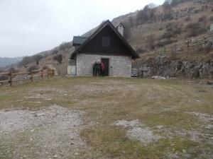 Casera Val de Lama, 1108 metri slm