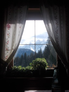 Dalla finestra del Rosic