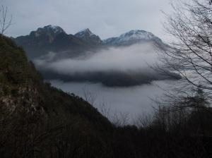 Monte Castello e Monte Raut
