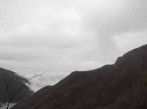 """Il """"panorama"""" verso la pianura"""