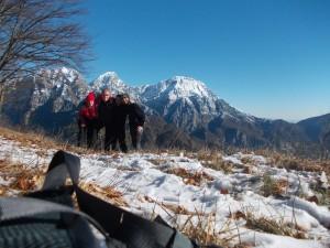 Monte Lupo, 1053 metri slm