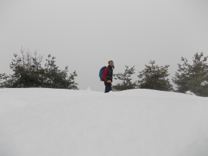 Cima de il Torrione, 1320 metri slm