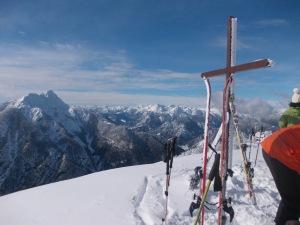 Cima del Monte Lussari