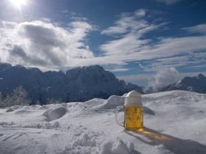 Montagne e birra
