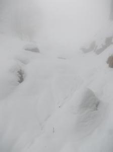 La neve è sempre maggiore