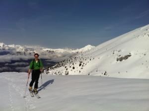 Fabrizio e le Dolomiti