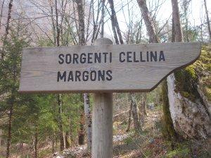 Verso le sorgenti del Cellina