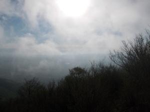 Un po' di nuvole e la pianura