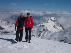 Monte Cornor, 2170 metri slm