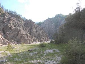 La faglia periadriatica e il torrente