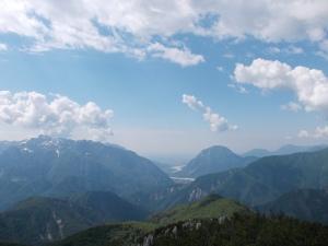 Vista verso Gemona del Friuli