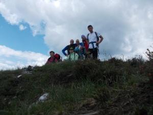 Cimadors Alto, 1639 metri slm