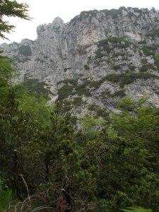 Le pareti del Cuel Mauron