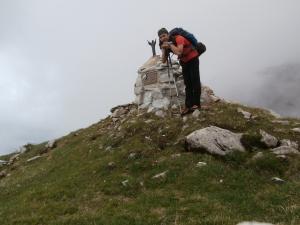 Prima Pala, 2221 metri slm