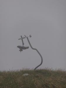 La campana sulla cima