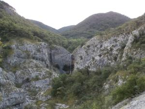 Cascata della Val Rosandra